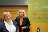 Uschi Hacket, Caritas Kreis Mettmann und Ina Bisani Mentoring Ratingen (rechts)