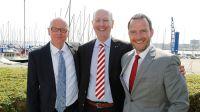Die Initiatoren: Andreas Daferner, Prof. Dr. Hansjörg Bach und Carsten Jeschka