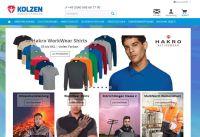 Riesenauswahl an Arbeitskleidung bei Kolzen Arbeitsschutz- und Textilvertrieb | Vertrieb & Beratung