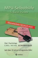 """""""MPU-Selbsthilfe Punkte"""" von Carl-Heinz Scharpegge"""