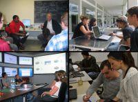 Lernen in kleine Gruppen mit einer intensiven Betreuung. So sieht der Studienalltag an der Informatik in Reutlingen aus.