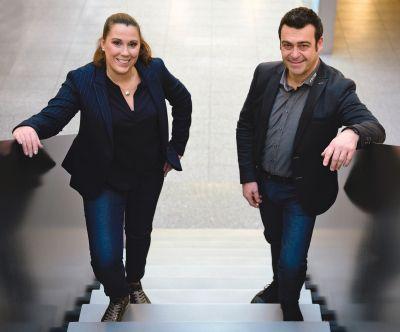 Mareike Reis (Housekeeping Akademie) & Martin Lutz (Forschungs- und Prüfinstitut für Facility Management/FIGR)