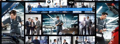 Neue Jobbörse mit den Top-Jobs aus den BMW/MINI-Autohäusern in Oberbayern und Allgäu.