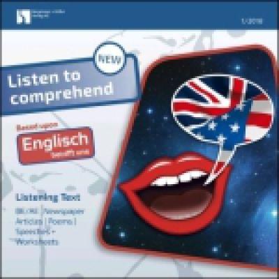 """Listen to comprehend"" aus dem Bergmoser + Höller Verlag"