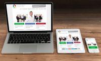 Die x-group GmbH präsentiert sich modern im Web