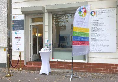 Die Berliner Wirtschaftsagentur x-group mit ihren BAFA-zugelassenen Beratern bietet Ihnen eine kostenfreie Beratung am Telefon.