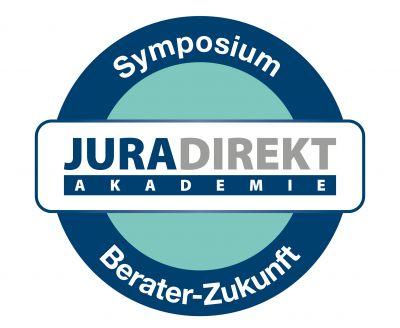 JURA DIREKT - Logo Symposium Berater-Zukunft 2020 Online