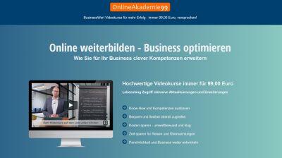 OnlineAkademie99 - Ein Projekt der JURA DIREKT Akademie