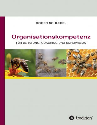 """""""Organisationskompetenz"""" von Roger Schlegel"""