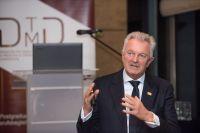 DTMD-Dekan Prof. Dr. Ralf Rössler