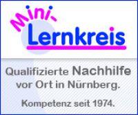 Qualifizierte Nachhilfe in Nürnberg