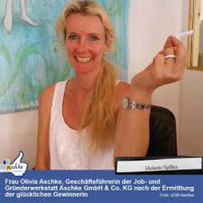Olivia Aschke- Gründerin der Aschke Seminare und Qualifizierung GmbH
