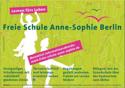 Freie Schule Anne-Sophie Berlin