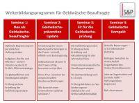 Seminar Geldwäsche und Fraud - Aufbauseminar in München