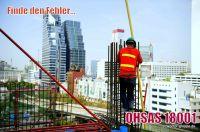 Sicherheit im Fokus - OHSAS 18001 Arbeitssicherheit