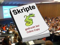 Skripte drucken by Cobra Copy GmbH