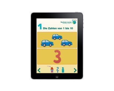 """Planet Bildung - Lernspiel App für Kinder """"Zählen lernen"""" für iPhone und iPad"""