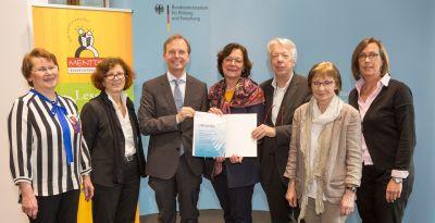 Start der Förderung mit dem BMBF, Foto: Thilo Schoch