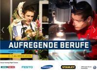 Stanley Black & Decker ist einer der Haupt-Sponsoren der WorldSkills 2013 und in Leipzig mit den Marken DEWALT, Stanley und Facom.