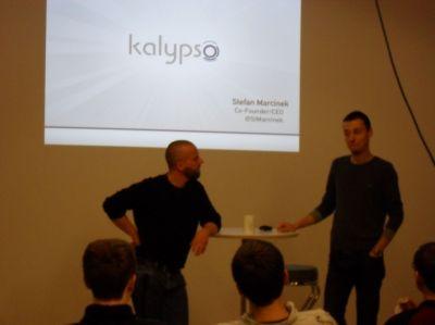 Prof. Markus Wiemker und Stefan Marcinek