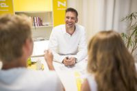 Die Berater der privaten Berliner Studienberatung planZ helfen bei der Wahl des richtigen Studiengangs