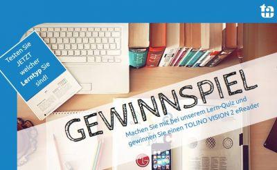 Teschnische Akademie Wuppertal e.V. Lerntypen-Quiz