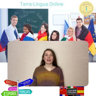 Terra Linga Online Sprachschule
