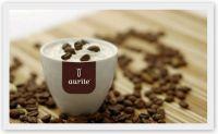 Geschäftsidee mit Kaffee und Tee