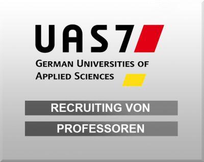 UAS7-Hochschulen sind attraktiv für internationale Professorinnen und Professoren! Recruiting in sieben Imagefilmen.