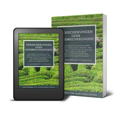 """Neues Buch: """"Versicherungen oder Verunsicherungen?"""""""