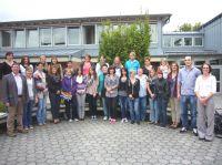 Von Fachkräftemangel keine Spur: Neue Mitarbeitende bei der Lebenshilfe Amberg (Foto: Lebenshilfe Amberg)