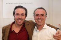 Günther Schäfer und Dr. Johannes Heil