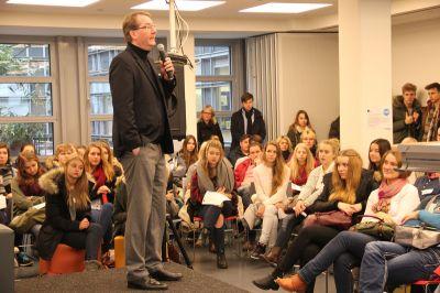 Am vergangenen Wochenende fand an den fünf deutschen Hochschulstandorten das Talent Camp statt.