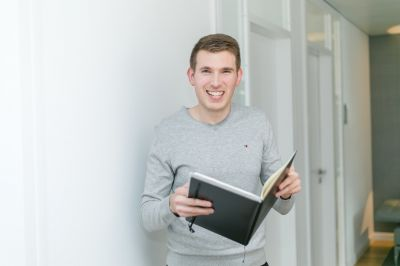 Unternehmer Lars Jordan