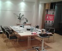 Der Seminarraum im Parkhotel Pforzheim