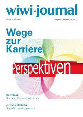 Hilft den Karriere-Dschungel etwas zu lichten: Die neue Ausgabe des WiWi-Journals.
