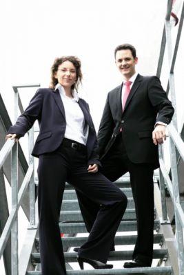 Simone und Jochen Stargardt