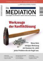 Fachmagazin Die Mediation