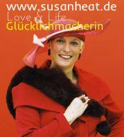 Susan Heat Love & Life Beraterin und Glücklichmacherin