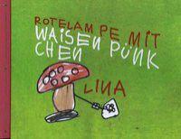 gestaltetes Buchbeispiel von Lina 7 Jahre: Schreibanfänger