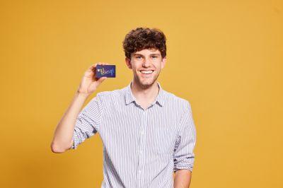 Nils Feigenwinter - Gründer der Bling Card