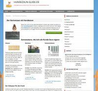 weitere Tipps zum hundegerechten Garten finden Sie auf hundezaun-guide.de