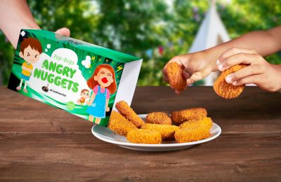 Angry Nuggets
