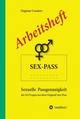 """""""Arbeitsheft Sex-Pass"""" von Dagmar Cassiers"""