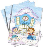 Auch Schutzengel fangen klein an - weiß die Kinderbuchautorin Sandra Melcher zu erzählen.