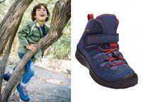 KEEN Kids Hikeport WP: Großer Spaß auf kleinen Sohlen