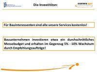 Nutzen der Zusammenarbeit mit dem BAUHERRENreport