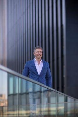 Markus Poniewas von der Partnervermittlung PV-Exklusiv für Menschen mit höchstem Anspruch