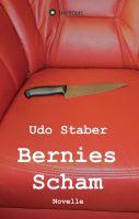Bernies Scham –  ein realitätsnaher Roman setzt sich mit Eheproblemen und Psychoanalyse auseinander