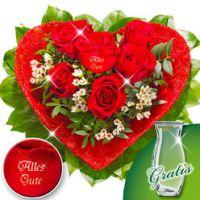 Rosenstrauß - Blumen zum Muttertag